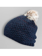 Pieces Winter Bonnet pcPansi blue