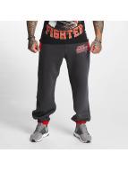 Pro Violence Streetwear Joggingbukser Sport grå