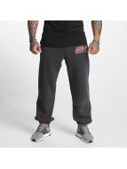 Pro Violence Streetwear Joggingbukser Label No. 1 grå