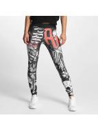 Pro Violence Streetwear Leggingsit/Treggingsit Grunge musta