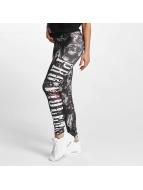 Pro Violence Streetwear Leginy/Tregginy Omerta čern