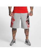 Pro Violence Streetwear shorts Bloodsport grijs