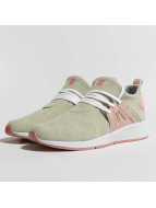Project Delray Wavey Sneakers Stone/Dusty Pink