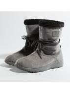 Project Delray Vapaa-ajan kengät Wavy Lux High harmaa