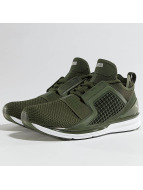 Puma Ignite Limitless Weave Sneakers Forest Night