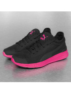 Puma Baskets Ignite Sock noir