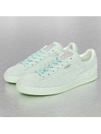Puma Baskets Suede turquoise