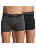 Puma Bokserit 2-Pack Basic harmaa