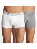 Puma Boxer 2-Pack Basic Trunk blanc