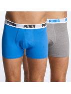 Puma Boxershorts 2-Pack Basic blau