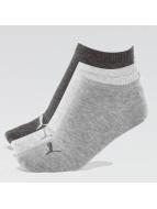 Puma Chaussettes 3-Pack gris