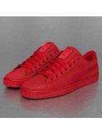 Puma Sneaker Basket Classic Night Camo rot