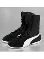 Puma Sneaker Eskiva Hi Textured Wn's schwarz
