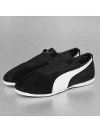 Puma Sneaker Eskiva Low Textured Wn's schwarz