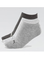 Puma Socks 3-Pack grey
