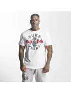 Pure Hate Camiseta Pure Fight blanco