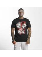 Pure Hate Camiseta Bare Knuckle negro