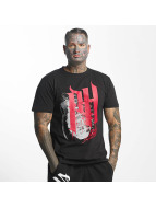 Pure Hate Camiseta Bloody Letters negro