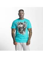 Pure Hate Camiseta Fatality turquesa