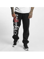 Pure Hate Fracture Sweatpants Black
