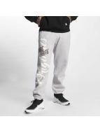 Pure Hate Pantalone ginnico Fracture grigio
