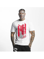 Pure Hate T-shirt Bloody Letters bianco