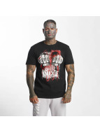 Pure Hate T-Shirt Bare Knuckle schwarz