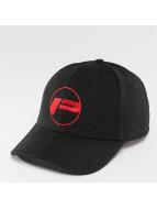Pusher Apparel snapback cap Polo zwart