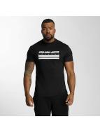 Pusher Apparel T-Shirty Apparel 503 Theft czarny