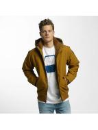 Quiksilver Зимняя куртка Everyday Brooks коричневый