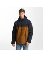 Quiksilver Зимняя куртка Wanna синий