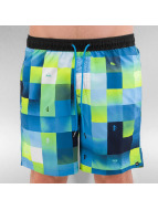 Quiksilver Badeshorts Check Mark Volley 17 blau