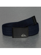 Quiksilver Belts Principle II blå
