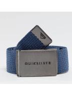 Quiksilver Belts Principle III blå