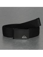 Quiksilver Belts Principle II svart
