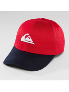 Quiksilver Casquette Snapback & Strapback Decades rouge