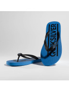 Quiksilver Claquettes & Sandales Java Wordmark bleu