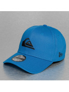 Quiksilver Fitted Cap Mountain & Wave Colors blauw