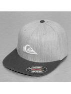 Quiksilver Flexfitted Cap Stuckles šedá