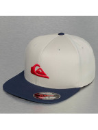 Quiksilver Flexfitted Cap Stuckles Panel beis