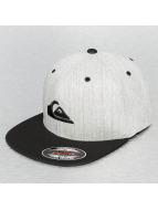 Quiksilver Flexfitted Cap Stuckles grau