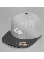 Quiksilver Flexfitted Cap Stuckles grijs