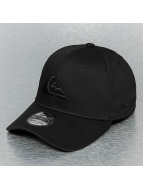 Quiksilver Flexfitted Cap Mountain & Wave nero