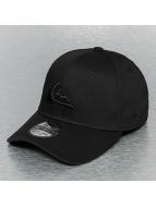 Quiksilver Flexfitted-lippikset Mountain & Wave musta