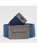 Quiksilver Gürtel Principle III blau