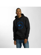 Quiksilver Hoodies Big Logo sort