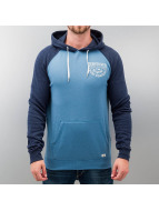 Quiksilver Hoody Major Block blauw