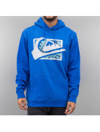Quiksilver Hoody Everyday MW Spray blauw
