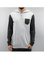 Quiksilver Hoody Guitar Magic grijs