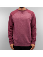 Quiksilver Pullover Everyday rouge